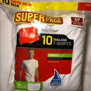 Pack of T-shirts (10 pack)